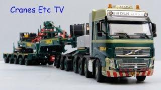 getlinkyoutube.com-WSI Volvo FH + Nooteboom MWT 'Bolk' by Cranes Etc TV