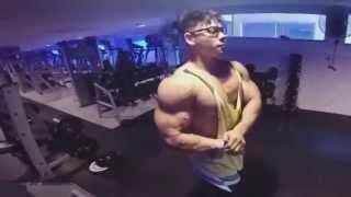 getlinkyoutube.com-CAIO CAPI MOTIVATION - Teen Bodybuilder