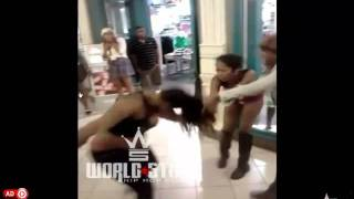 getlinkyoutube.com-Tampa fight in University Mall