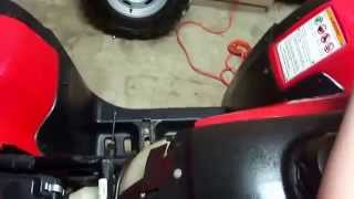 getlinkyoutube.com-Honda Rancher 2002 Winch Install Part 1