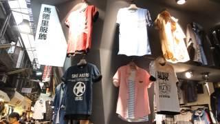 getlinkyoutube.com-Vlog#7 五分埔 街街gaigai!