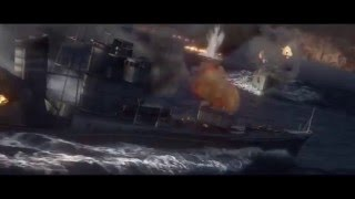 getlinkyoutube.com-World of Warships X kantai collection OP trailer [fanmade]