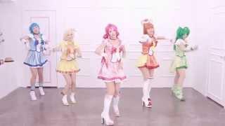 getlinkyoutube.com-Smile Precure dance cover
