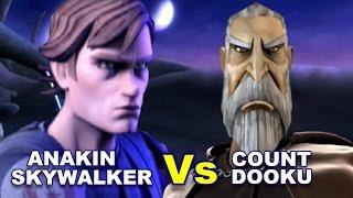 getlinkyoutube.com-Lightsaber Duels - Anakin Skywalker vs Count Dooku