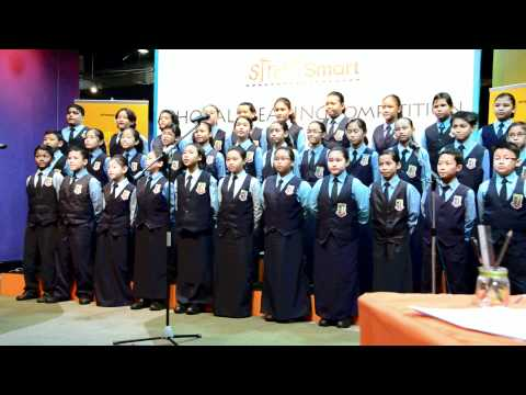PETRONAS StreetSmart Choral Speaking 2011 Audition