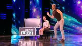 getlinkyoutube.com-Britains Got Talent 2012  James Ingham and Ed Gleave audition