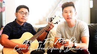 Gemu Fa Mi Re cover by Hendripan ft Davidset guitar