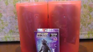 getlinkyoutube.com-ウルトラヒーロー500&怪獣500ガシャポン2回まわしてきた