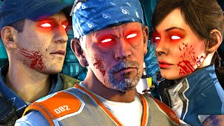 getlinkyoutube.com-Exo Zombies SECRET STORYLINE   Characters Are DEAD ZOMBIES! (Carrier Easter Egg Intro/End Explained)