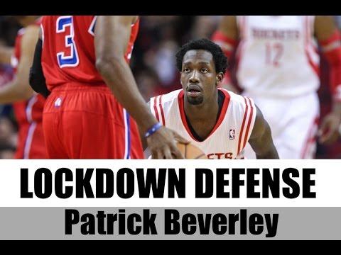 Patrick Beverley Defense : Lockdown How To