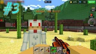 getlinkyoutube.com-CHICKEN TENDERS :D | Pixel Gun 3D Campaign #3