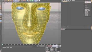 getlinkyoutube.com-Unwrapping UVs in C4D R14 Part1
