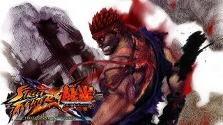 Street Fighter x Tekken ( Custom Character )