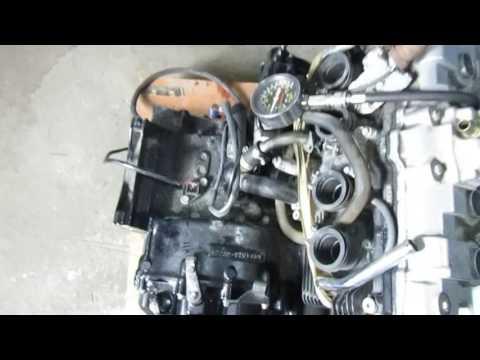 Двигатель Honda Boldor CB400SFV NC23E 2006г., б/у (00148557)