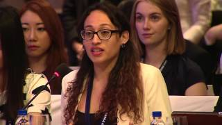 getlinkyoutube.com-Special Session Dialogue with APEC Voices of the Future Delegates 11/13/2015