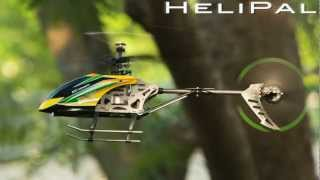 "getlinkyoutube.com-HeliPal.com - WL V912 ""MAX"" Mini Helicopter Test Flight"