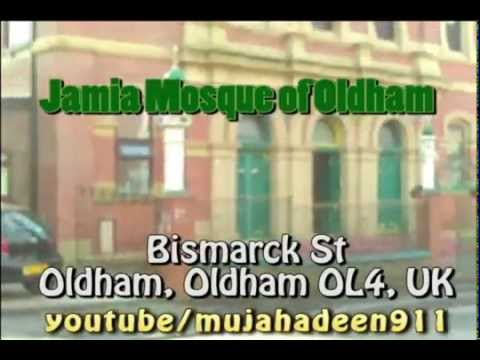 Church Converted to a Mosque - Oldham Jamia Mosque