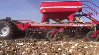 Horsch Sprinter ST Tine Seed Drill