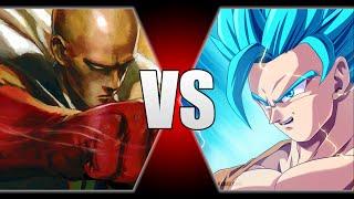 Final Answer: Saitama vs Goku! Analysation and Strength stats