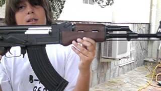 getlinkyoutube.com-Coleccion de armas de airsoft