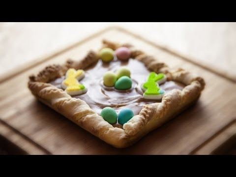 Wielkanocny Mazurek Krowkowy