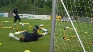 getlinkyoutube.com-Sheffield Wednesday Goalkeeper Training