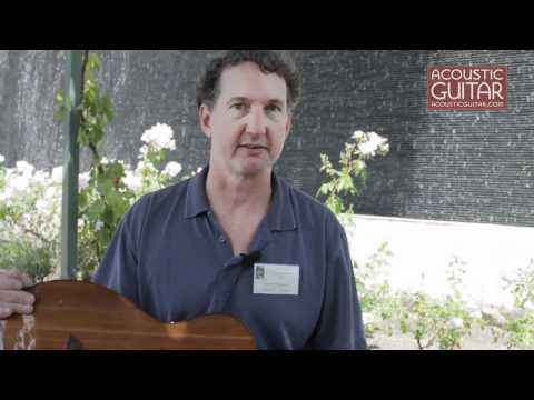 Chasson Guitars - The Healdsburg Guitar Festival 2011