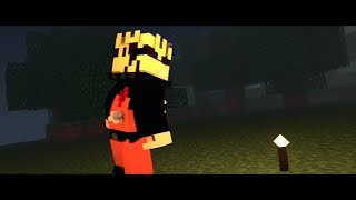 getlinkyoutube.com-Naruto vs. Minecraft | A Minecraft Animation