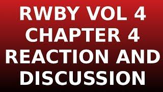 getlinkyoutube.com-RWBY Volume 4 Chapter 4 Reaction - SO MANY QUESTIONS