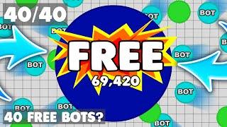 getlinkyoutube.com-Agar.io ★ How to get up to 40 FREE bots/minions!?!?!? ★ AGAR.IO HACK / MOD!? [RAGA.PW] HACKED?