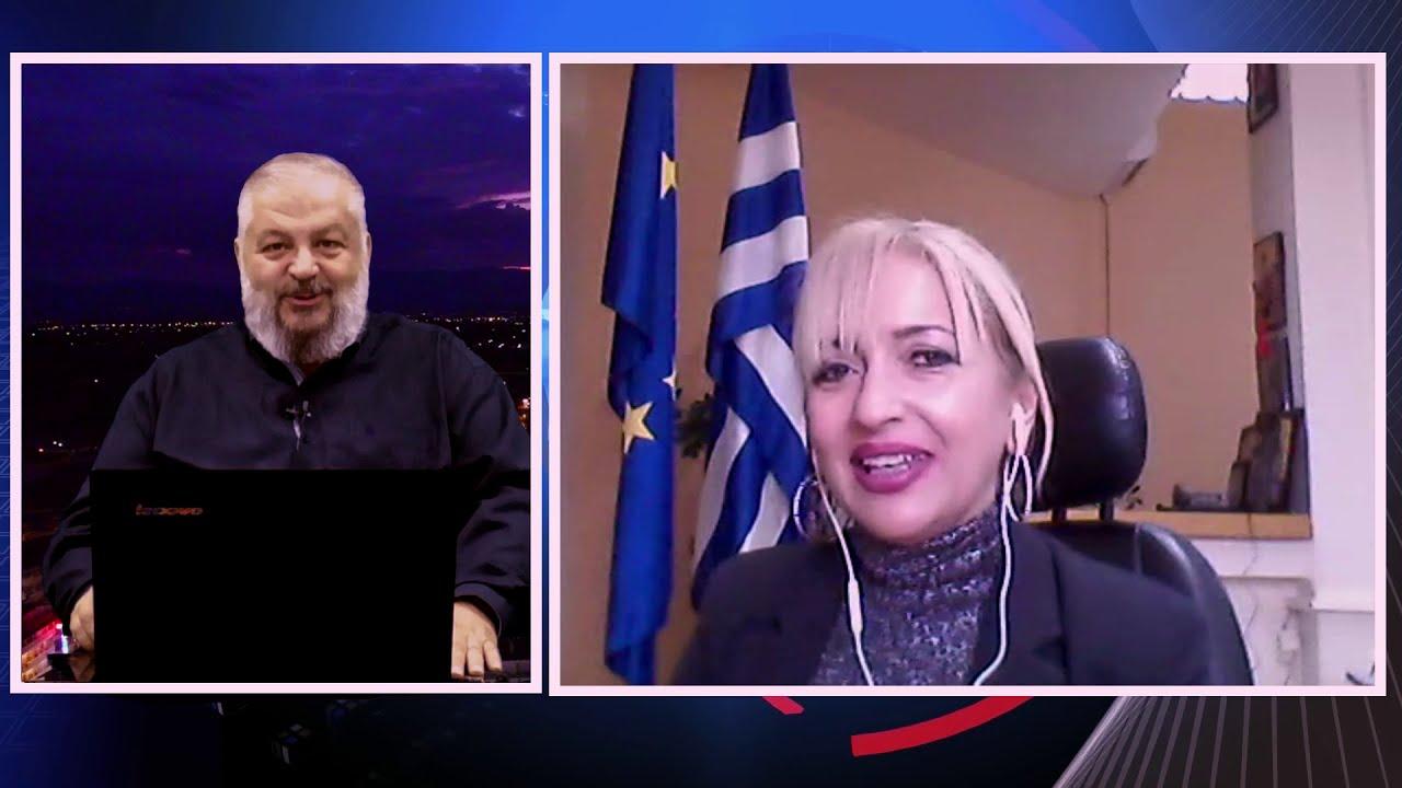 Σοφία Μαυρίδου: «Ενωμένοι θα περάσουμε αυτήν την κρίση, γιατί η Ελλάδα μας χρειάζεται όλους…»