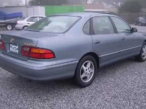 1999 toyota avalon problems online manuals and repair for Frontier motors pensacola fl