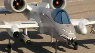 getlinkyoutube.com-A10 rc jet 120mm edf