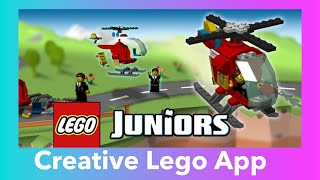 getlinkyoutube.com-LEGO Juniors Create & Cruise HD Kids games and apps