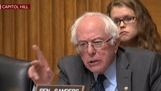 getlinkyoutube.com-Bernie Sanders grills EPA nominee Scott Pruitt on climate change