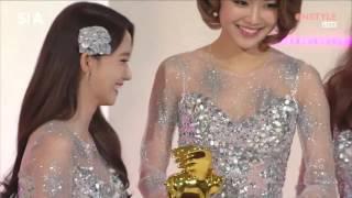 getlinkyoutube.com-160315 SNSD (소녀시대) Best Asia Style Icon awards - SIA 2016