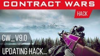 getlinkyoutube.com-Contract Wars Hack - Updating hack v1.6717 | CW_v9.0 [WTF?CW]