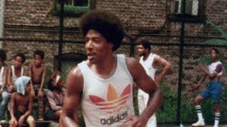 getlinkyoutube.com-Dr. J at Harlem's famed Rucker Park
