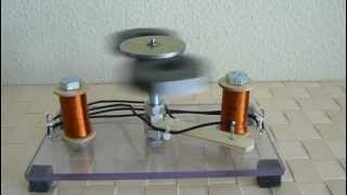 Amazing Magnet Motor/Gen Rep. This is not a fake, but