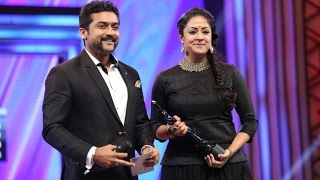 getlinkyoutube.com-Surya Jyothika in Filmfare 2016 - Best Actress award to his wife (pondatti)