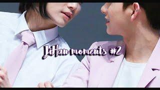 getlinkyoutube.com-Joshua & Jeonghan - JIHAN Moments #2 (SEVENTEEN)