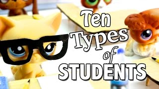 getlinkyoutube.com-LPS : 10 Types of Students in the Classroom