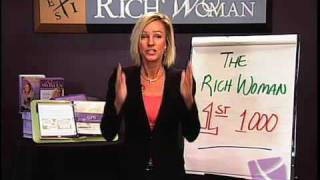 Financial Freedom for Women Video - Rich Woman - 1st 1000