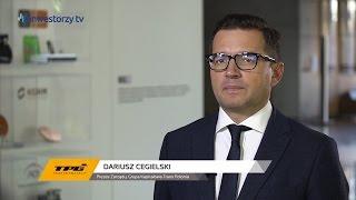 Trans Polonia SA, Dariusz Cegielski - Prezes Zarządu, #67 PREZENTACJE WYNIKÓW
