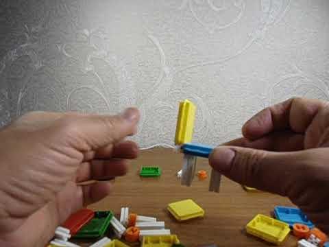 Обзор как крепятся квадраты