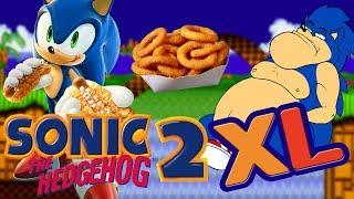 Sonic the Hedgehog 2 XL - O Mod do Sonic Gordo!!!