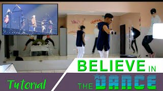 getlinkyoutube.com-Company - Justin Bieber | Dance Tutorial - Purpose World Tour