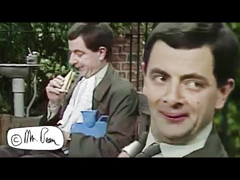 Mr. Bean - Episode 3 - The Curse of Mr. Bean - Part 4/5