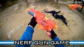 getlinkyoutube.com-Nerf meets Star Wars: Gun Game (First Person in 4K!)