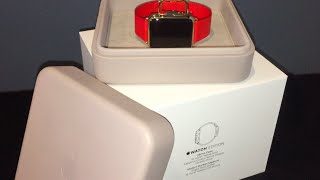 getlinkyoutube.com-$17,000 Gold Apple Watch Edition Unboxing